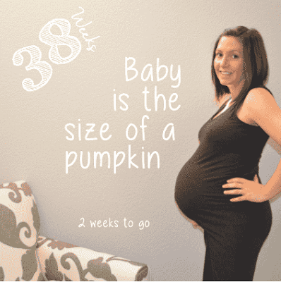 Pregnancy 38 weeks - Baby movement, Pain Labor Signs