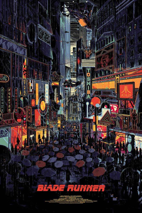Discussion blade runner city with you