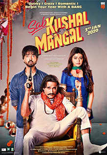 Sab Kushal Mangal 2020 Hindi 480p WEB-DL 400MB With Subtitle