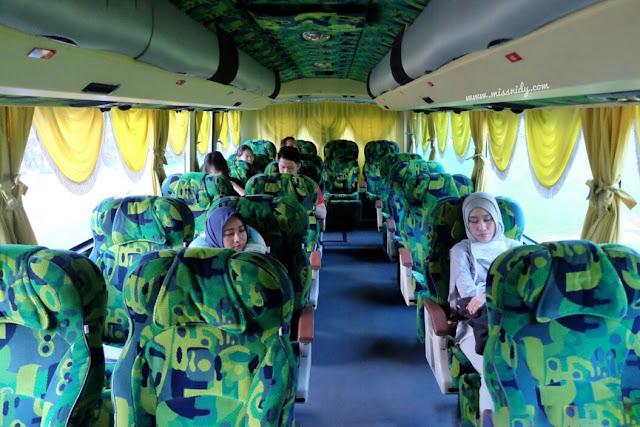 bus 707 inc dari Singapore ke Melaka