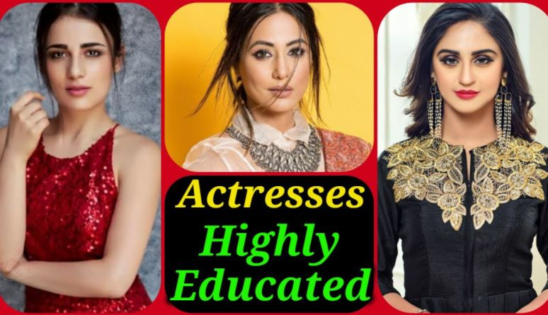 most educated actress in bollywood