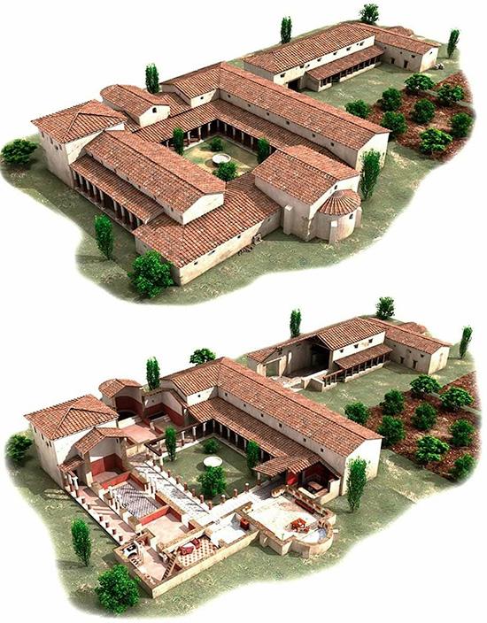 L Abitazione Romana Romanoimpero Com