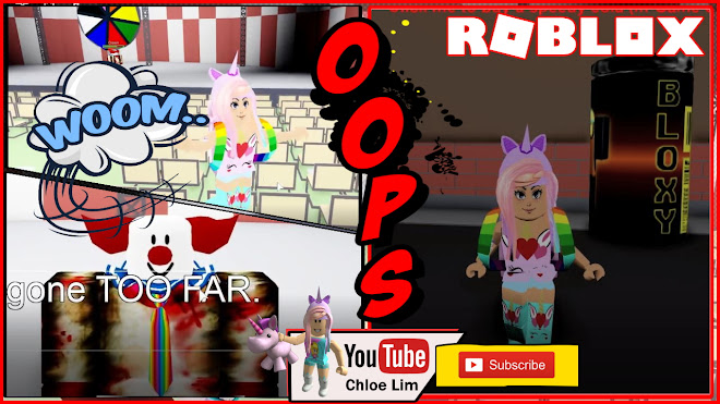 Roblox Circus Gameplay! Going to the Carnival and Circus! WAIT! HELP!