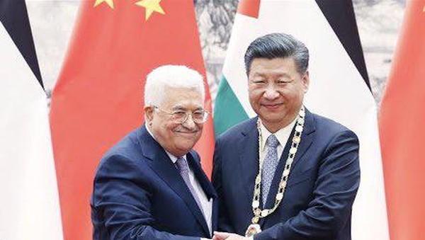 AS Lindungi Israel, China Konsisten Dukung Palestina