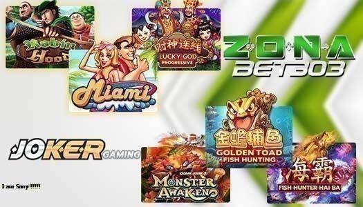 Joker Gaming Slot Online Deposit Pulsa Termurah
