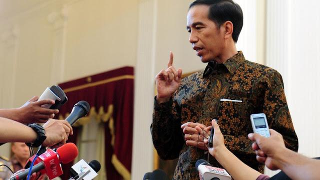 Ketua DPD Ditangkap KPK, Jokowi: Saya Meyakini KPK Sangat Profesional Terhadap Siapapun