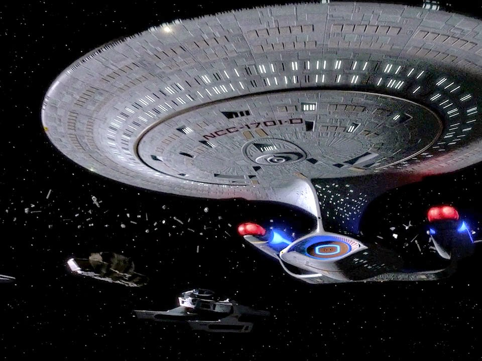25 Things About Star Trek S Enterprise D You Probably Didn