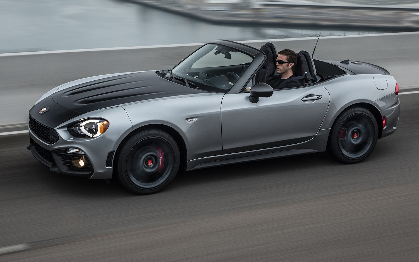 Abarth Spider Racing Heritage Option Released Types Cars
