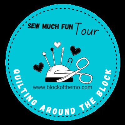 Sew Much Fun Blog Tour