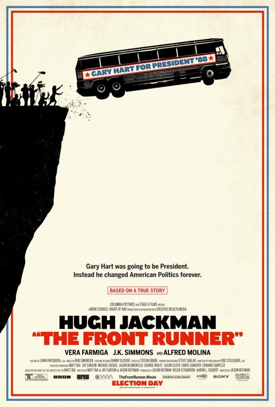 the front runner poster