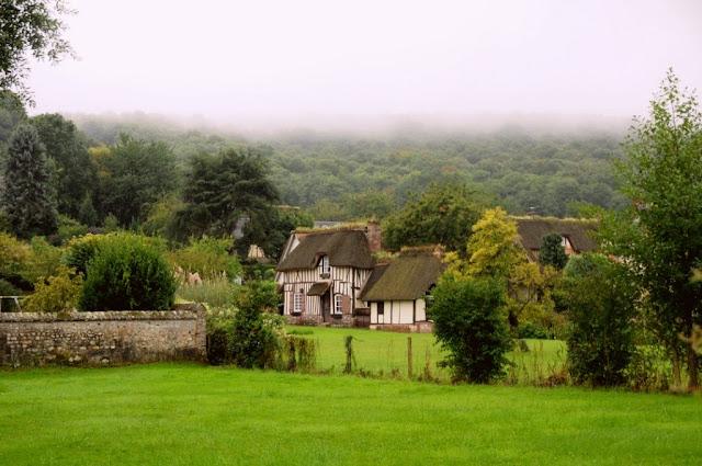 Normandië, charmedorpjes in Normandië, Normandische platteland, normandische natuur, de mooiste dorpen van Frankrijk