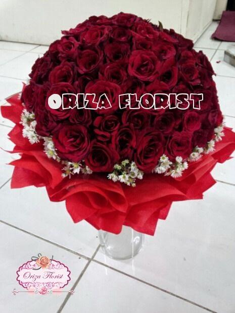 Jual Bunga Mawar Merah di Surabaya, Toko Bunga Mawar Merah di Surabaya