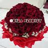Bunga Tangan Mawar Merah 100 Tangkai