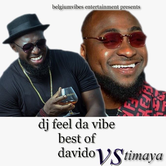 best-of-timaya-vs-davido-low-tempo-vol1 By dj feel da vibes