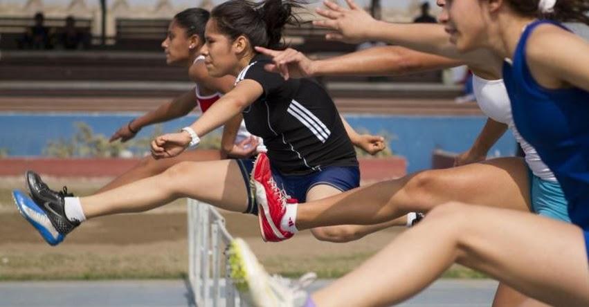 MINEDU: El 16 de setiembre se inaugurará los Juegos Deportivos Escolares Nacionales en el Estadio Nacional - www.minedu.gob.pe
