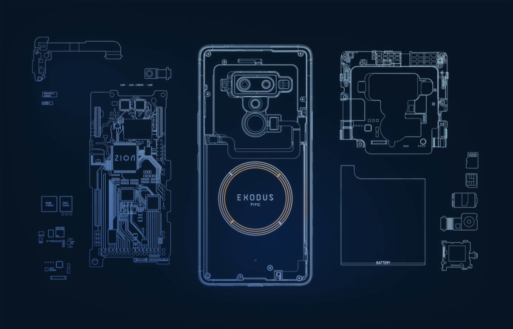 HTC's Unveiled The Exodus 1s, Phone That Enables Users To Run A Full Bitcoin Node
