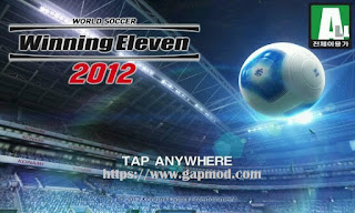 Winning Eleven 2012 Mod WE16 Update 2018 Apk