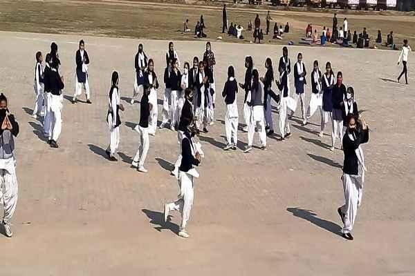 faridabad-republic-day-parade-rehearsal-started