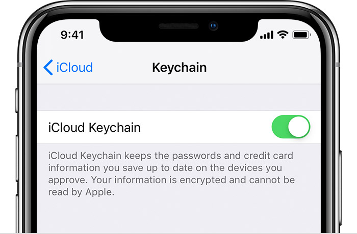iOS 14 Will Bring Two-Factor Authentication To iCloud Keychain: 9to5Mac