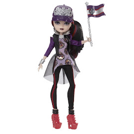 EAH School Spirit Raven Queen Doll
