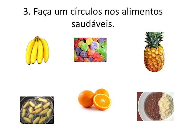 atividades piramide alimentar 3o ano ensino fundamental