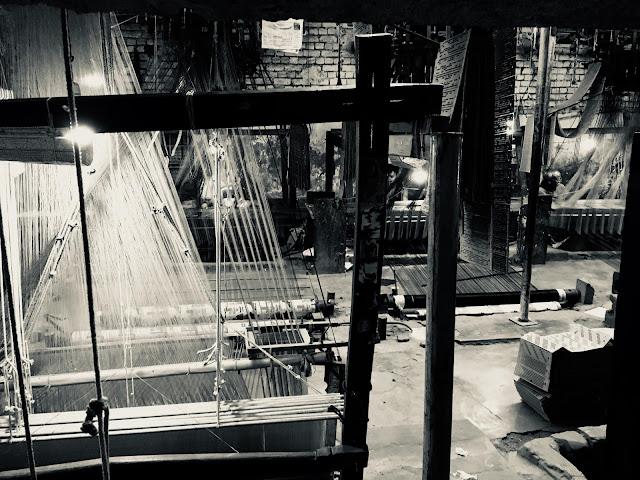 cotton threads, photography, village, india