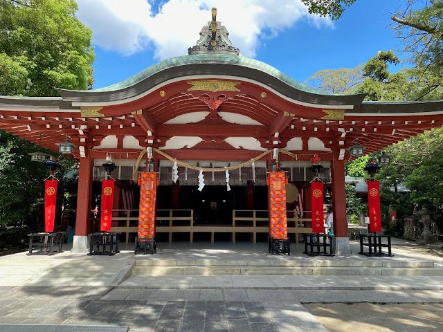 例祭(神楽) (@ 久伊豆神社 - @hisaizu_shrine in 越谷市, 埼玉県)