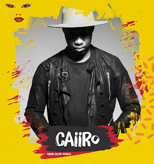 Caiiro – Kiku ( 2019 ) [DOWNLOAD]