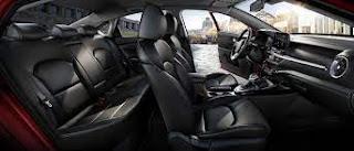 مواصفات سيارة كيا سيراتو 2021