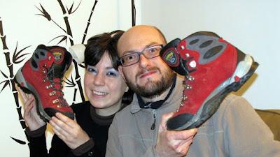 Stefania Maria Marchetto e Marco Cogno,Autori del Sito MONTANARILENTI
