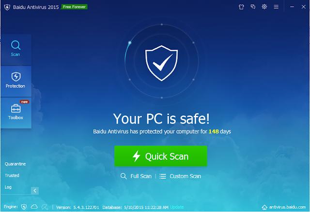 تحميل برنامج baidu antivirus 2019 كامل عربي مجانا لمكافحة الفيروسات
