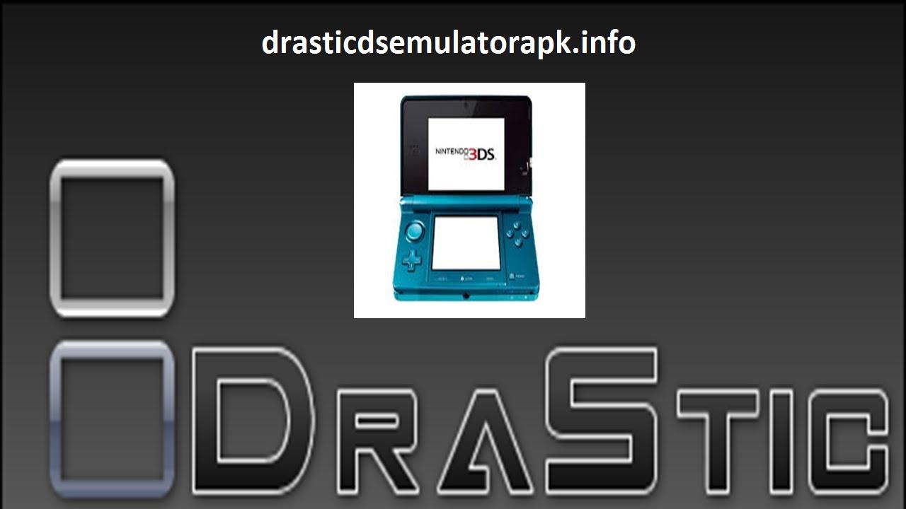 drastic ds emulator 2.5 0.3 apk