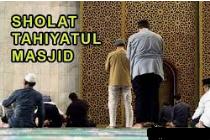 Sahkah Shalat Tahiyatul Masjid Di Halaman Masjid Atau Teras Masjid?