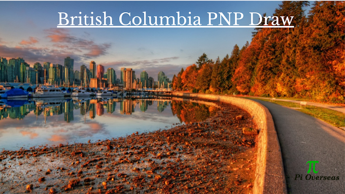 216 Candidates invited in the BC PNP