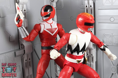 Power Rangers Lightning Collection Time Force Red Ranger 55