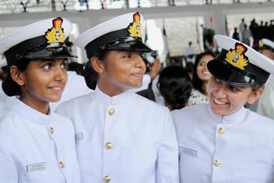 Navy Woman Officers
