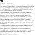Depois de macauense destacar em vídeo falta de médico no HAF, vice-prefeito Aladim questiona nas redes sociais