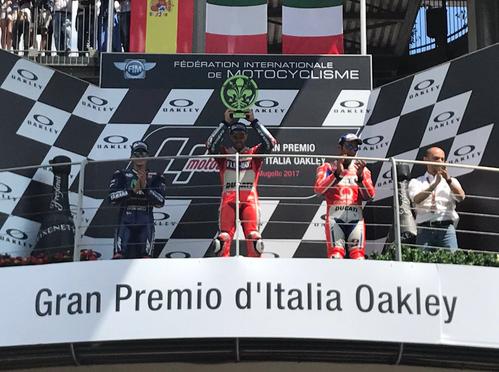 Hasil MotoGP Mugello Italy, Dovisioso Sukses Raih Podium Pertama dan Vinales Posisi Dua