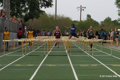 2019 Trojan Invitational Middle School Track Meet