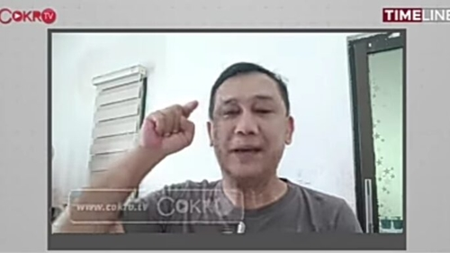 Notaris Dipolisikan Gegara Nistakan Tengku Zul, Denny Siregar: Emang Dia Simbol Agama?