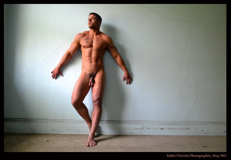 Nude Male Photo Shoot 100