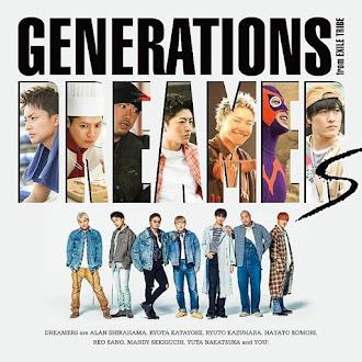 [Lirik+Terjemahan] GENERATIONS from EXILE TRIBE - One in a Million -Kiseki no Yoru ni- (Satu Di Antara Jutaan -Di Malam Penuh Keajaiban-)