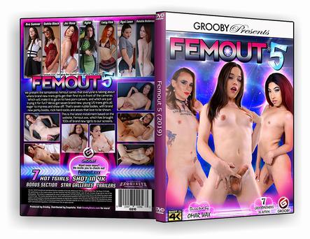 DVD - Femout 5 xxx 2019 - ISO