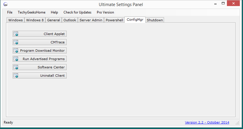 Ultimate Settings Panel Released 6