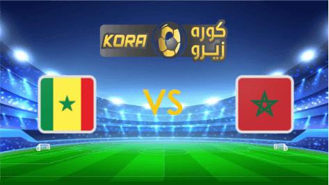 مشاهدة مباراة المغرب والسنغال بث مباشر اليوم 9-10-2020 مباراة ودية