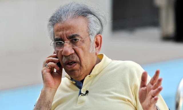 Saddaruddin Hashwani in top 10