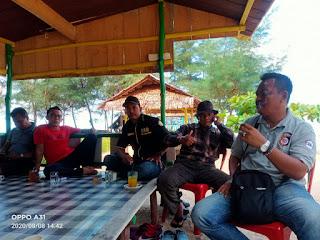 Media Perwakilan Kabiro Lingga Gelar Rapat Persiapan dan Penepatan Pelantikan Pengurus DPC Ajoi