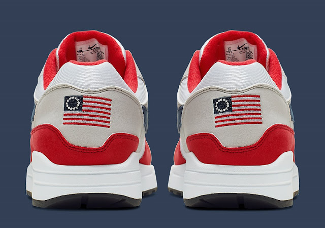 Nike pulls Betsy Ross flag shoes after Kaepernick complaint, report says