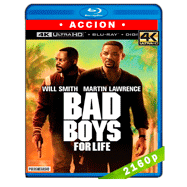 Bad Boys para siempre (2019) HDR Ultra HD BDREMUX 2160p Latino