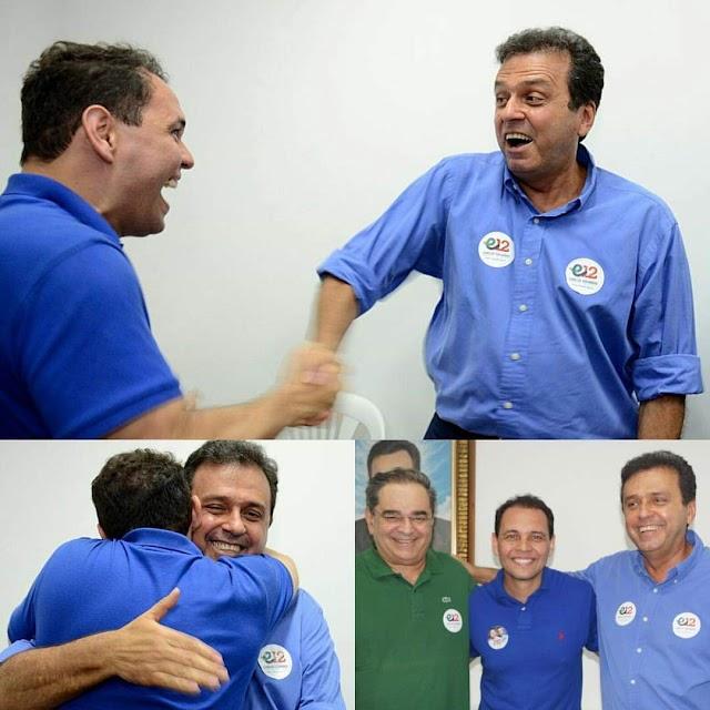 APEADO DO PDT POR CARLOS EDUARDO, KLEBER DEVE IR PARA O MDB